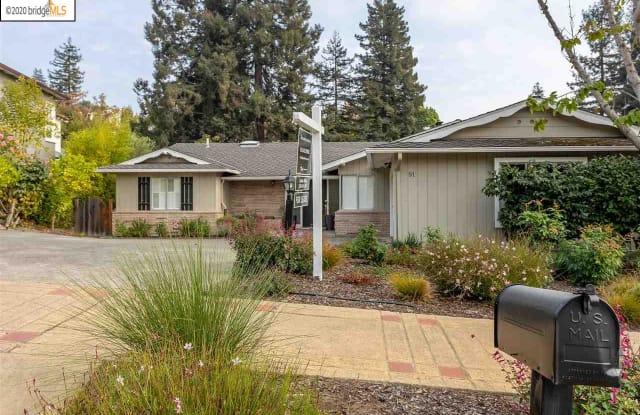 91 Cambrian Ave - 91 Cambrian Avenue, Piedmont, CA 94611