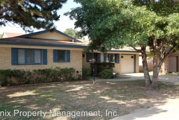 5107 58th Street - 5107 58th Street, Lubbock, TX 79414