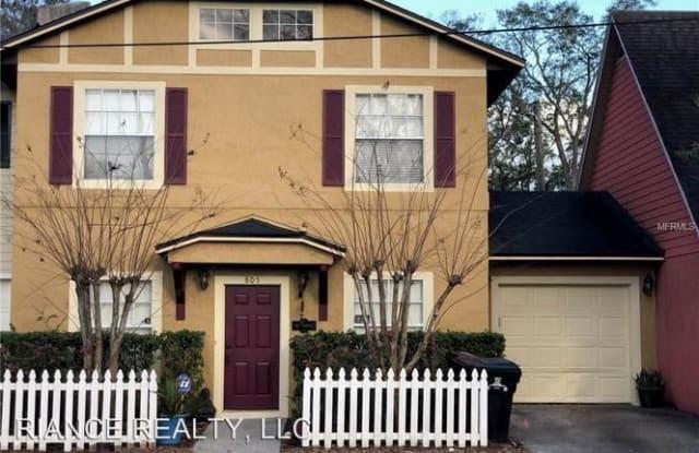 805 N. FERNCREEK AVE - 805 N Fern Creek Avenue, Orlando, FL 32803