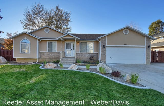 4971 Glasmann Way - 4971 Glassmann Way, South Ogden, UT 84403