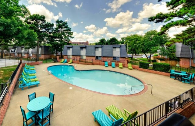 Briarwood Apartments - 801 S Rodney Parham Rd, Little Rock, AR 72205