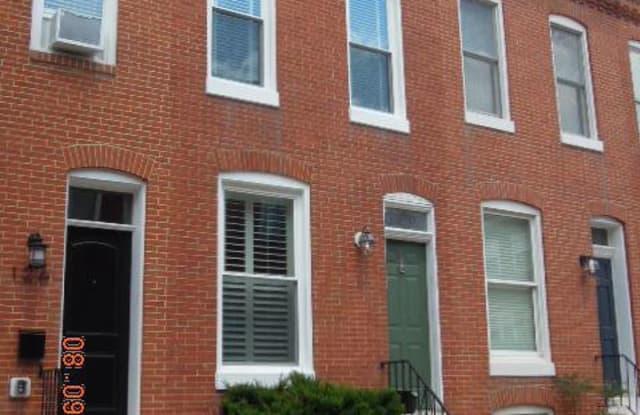 128 E OSTEND STREET - 128 East Ostend Street, Baltimore, MD 21230