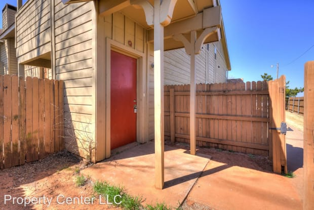 14405 N Pennsylvania Ave #Q - 14405 North Pennsylvania Avenue, Oklahoma City, OK 73134