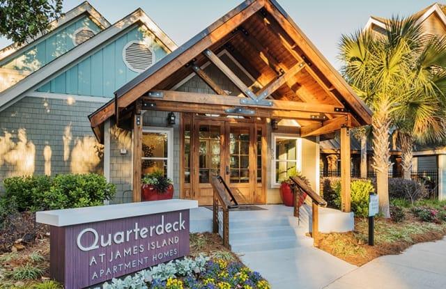 Quarterdeck at James Island - 550 Harbor Cove Ln, Charleston, SC 29412