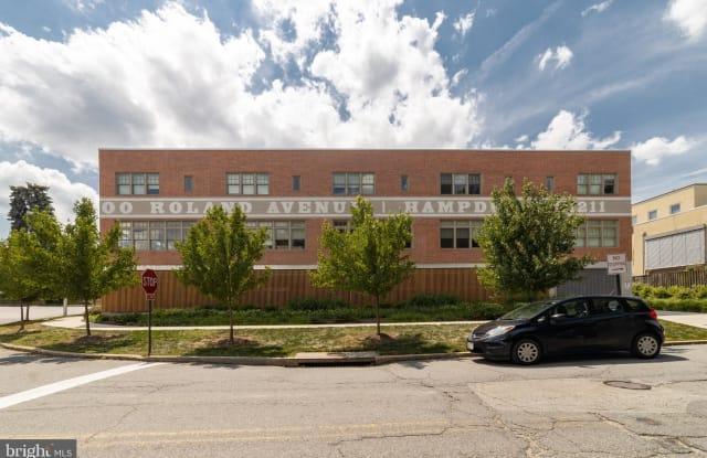 3400 ROLAND AVENUE - 3400 Roland Avenue, Baltimore, MD 21211