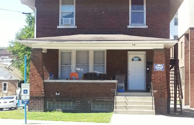 78 E State St - Unit A - 78 East State Street, Athens, OH 45701