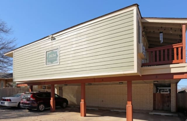 1634 Apartments - 1634 South Cincinnati Avenue, Tulsa, OK 74119