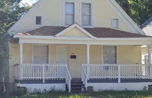 1428 E. Carpenter St. - 1428 East Carpenter Street, Springfield, IL 62702