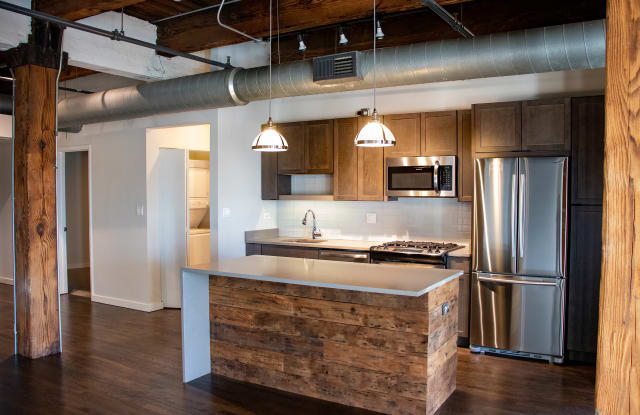 The Lofts at Gin Alley - 120 N Green St, Chicago, IL 60607