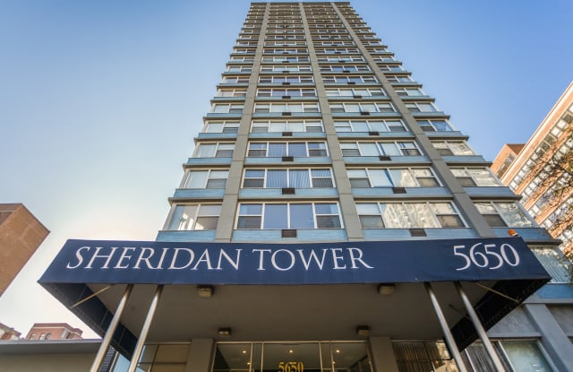 Sheridan Tower - 5650 N Sheridan Rd, Chicago, IL 60660