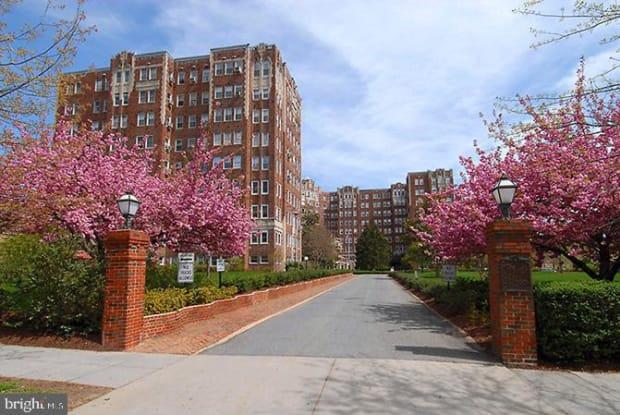 3601 CONNECTICUT AVENUE NW - 3601 Connecticut Avenue Northwest, Washington, DC 20008