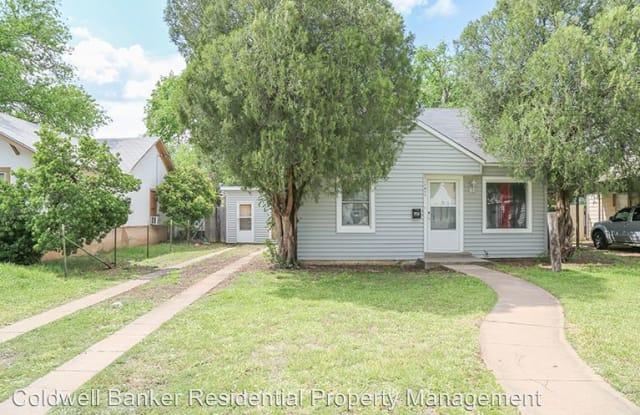 1721 24th St - 1721 24th Street, Lubbock, TX 79411