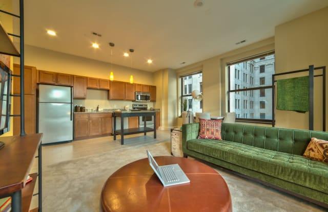 First National Apartments - 823 E Main St, Richmond, VA 23219