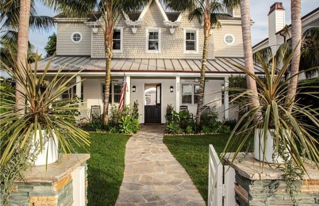 432 Aliso Avenue - 432 Aliso Avenue, Newport Beach, CA 92663