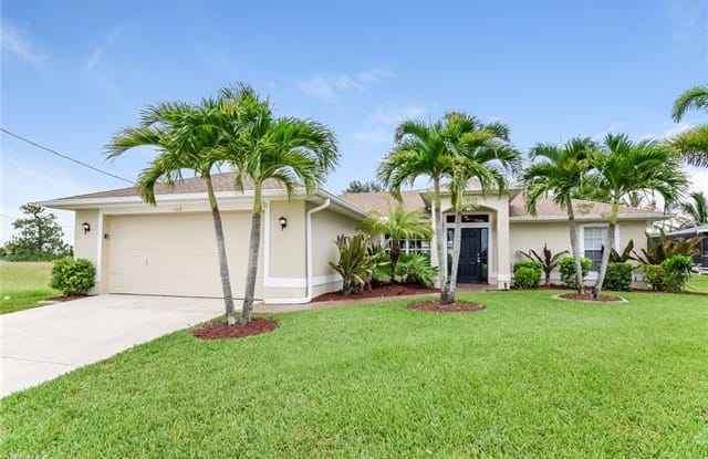 1113 NW 16th TER - 1113 Northwest 16th Terrace, Cape Coral, FL 33993