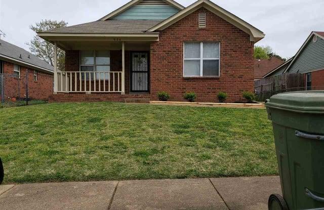 986 LAGRANGE - 986 Lagrange Avenue, Memphis, TN 38107