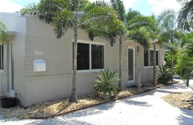 1222 NE 16th Ter - 1222 NE 16th Ter, Fort Lauderdale, FL 33304
