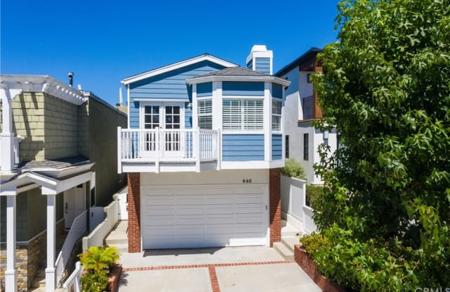645 Longfellow Avenue - 645 Longfellow Avenue, Hermosa Beach, CA 90254