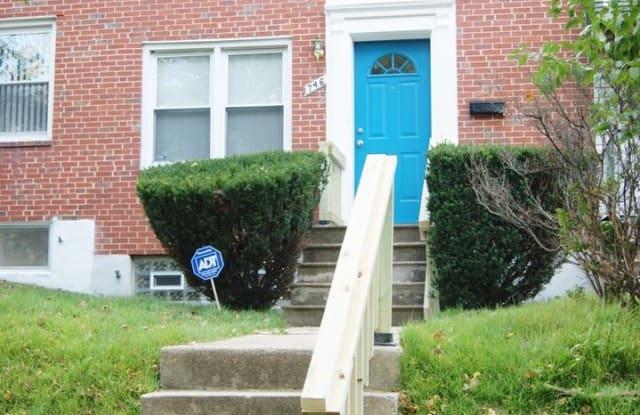 746 Yale Avenue - 746 Yale Avenue, Baltimore, MD 21229