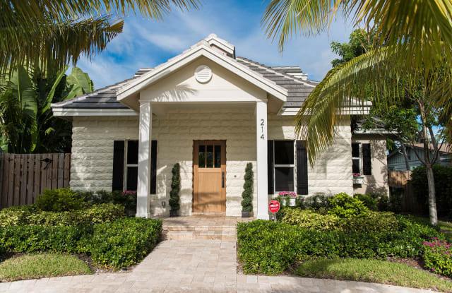 214 N Swinton Avenue - 214 North Swinton Avenue, Delray Beach, FL 33444