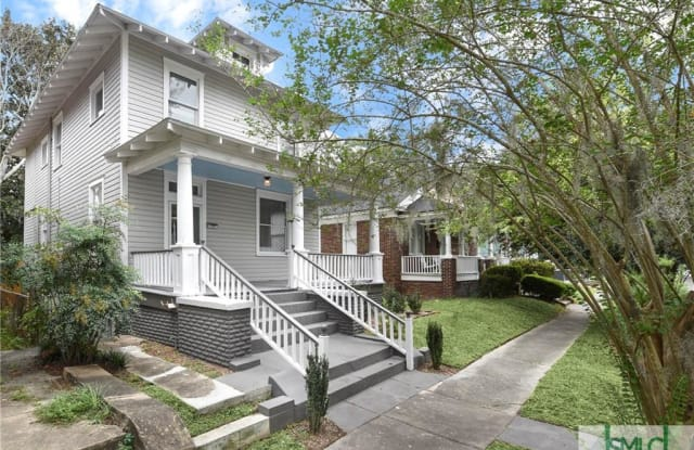 1214 E 31st Street - 1214 East 31st Street, Savannah, GA 31404