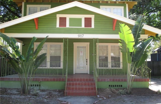 917 E 26TH AVENUE - 917 East 26th Avenue, Tampa, FL 33605