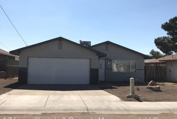 3663 Roosevelt Street - 3663 N Roosevelt St, Kingman, AZ 86409