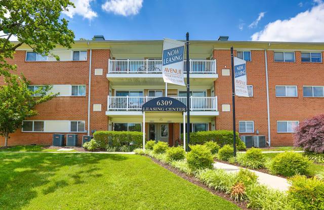 Avenue Apartments - 6311 Pennsylvania Ave, Forestville, MD 20747