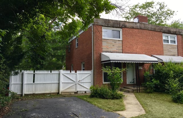 3608 Evergreen Ave - 3608 Evergreen Avenue, Baltimore, MD 21206