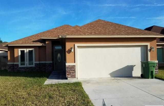 3177 MICHAELWOOD DR. - 3177 Michaelwood Drive, Brownsville, TX 78526