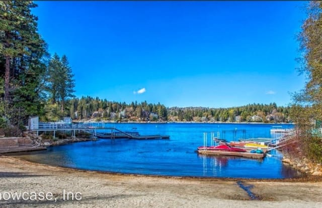 308 Villa Way - 308 Villa Way, Lake Arrowhead, CA 92352