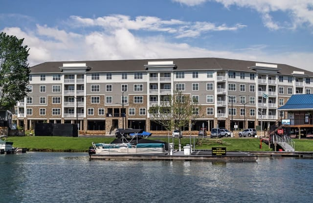 The Residence at Tailrace Marina - 1001 Marina Village Drive, Mount Holly, NC 28120