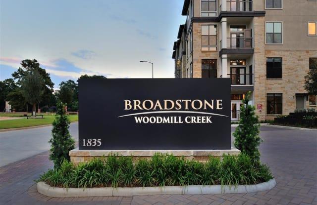 Broadstone Woodmill Creek - 1835 Woodland Field Crossing, The Woodlands, TX 77380