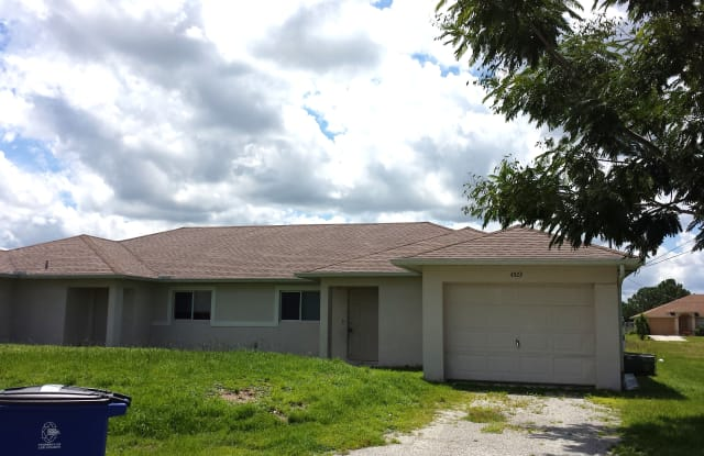 4523 25th St SW - 4523 25th St SW, Lehigh Acres, FL 33973
