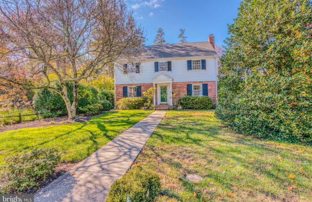 5918 CHARLESMEAD ROAD - 5918 Charlesmeade Road, Baltimore, MD 21212