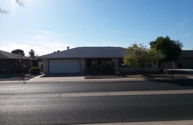 16222 N AGUA FRIA Drive - 16222 North Agua Fria Drive, Sun City, AZ 85351