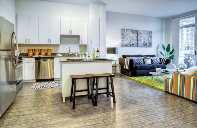 Postmark Apartments - 301 Commons Park S, Stamford, CT 06902