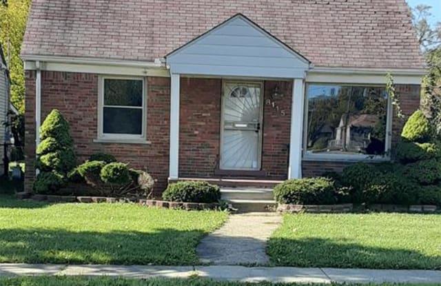 8115 STAHELIN Avenue - 8115 Stahelin Avenue, Detroit, MI 48228
