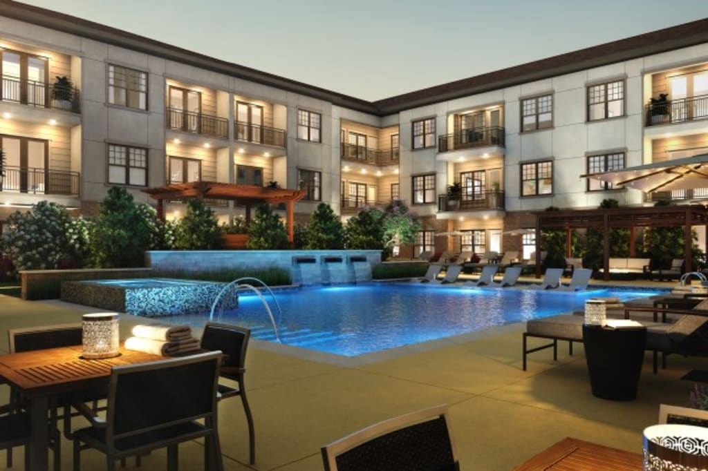 Ltv Tower Apartments Dallas Tx Apartments For Rent
