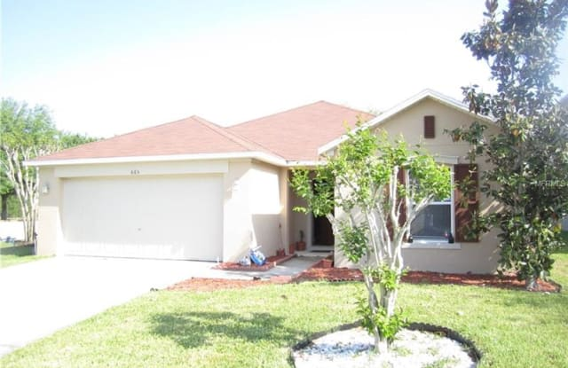 665 Canna Dr - 665 Canna Drive, Polk County, FL 33897