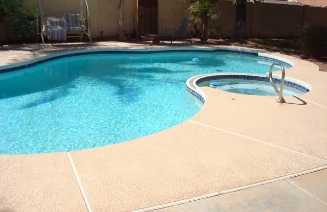 320 N CORRINE Drive - 320 North Corrine Drive, Gilbert, AZ 85234