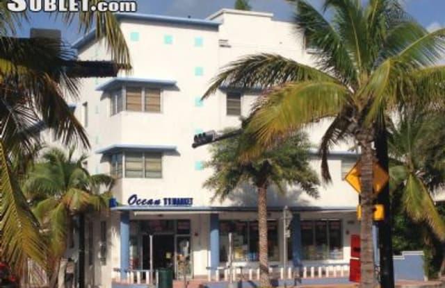 1100 Collins Avenue - 1100 Collins Avenue, Miami Beach, FL 33139