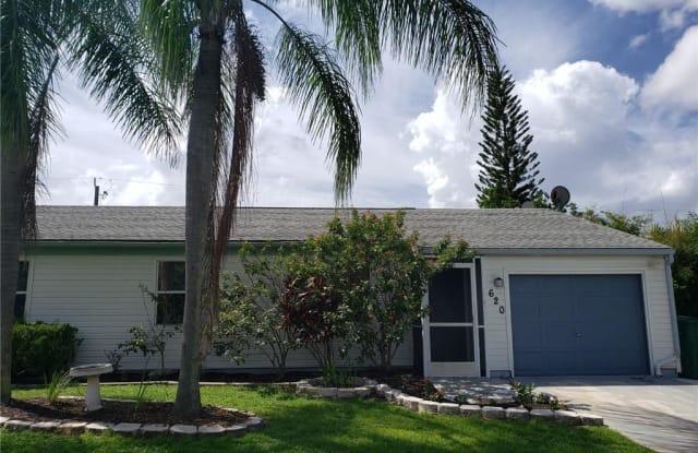 620 CHEVY CHASE STREET - 620 Chevy Chase Street Northwest, Port Charlotte, FL 33948