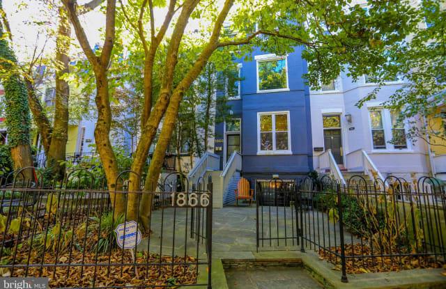 1866 INGLESIDE TERRACE NW - 1866 Ingleside Terrace Northwest, Washington, DC 20010