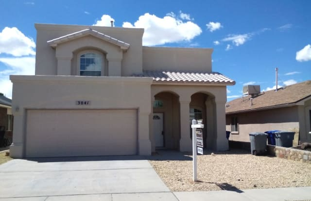 3041 Jose Ortiz Ln - 3041 Jose Ortiz Lane, El Paso, TX 79936