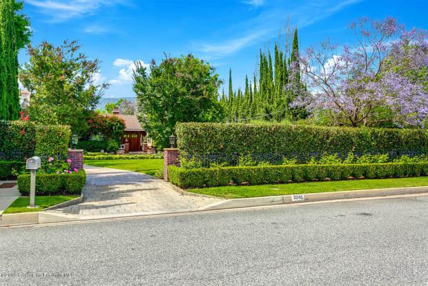 3245 Lombardy Road - 3245 Lombardy Road, Pasadena, CA 91107