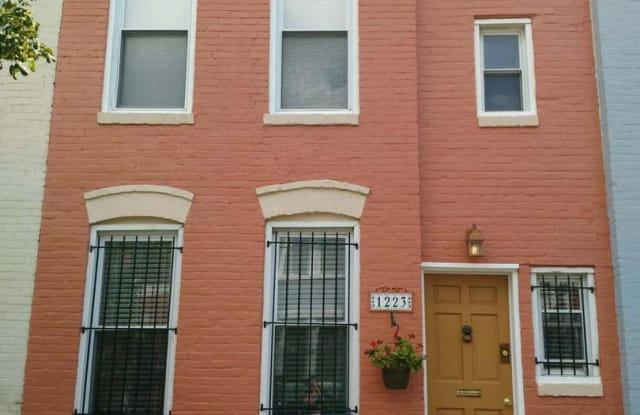 1223 WYLIE ST NE - 1223 Wylie Street Northeast, Washington, DC 20002