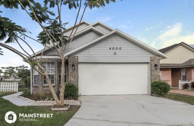 4000 Downey Court - 4000 Downey Court, Orange County, FL 32822