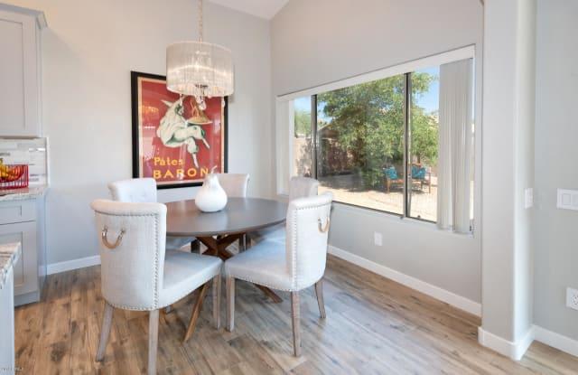 3026 E CAPTAIN DREYFUS Avenue - 3026 East Captain Dreyfus Avenue, Phoenix, AZ 85032
