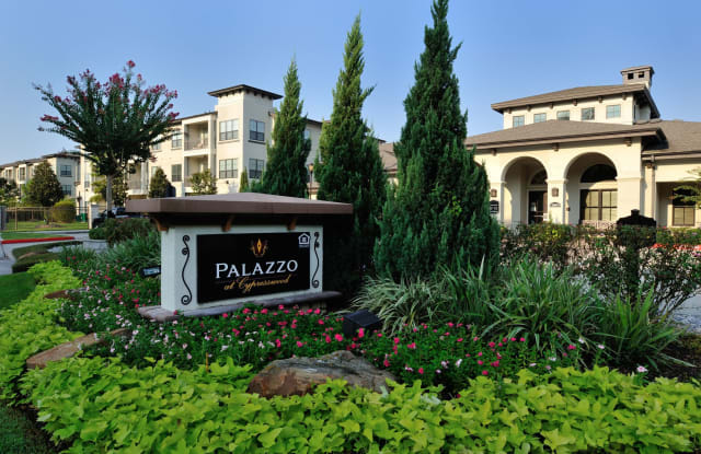 Palazzo at Cypresswood - 13801 Napoli Dr, Houston, TX 77070
